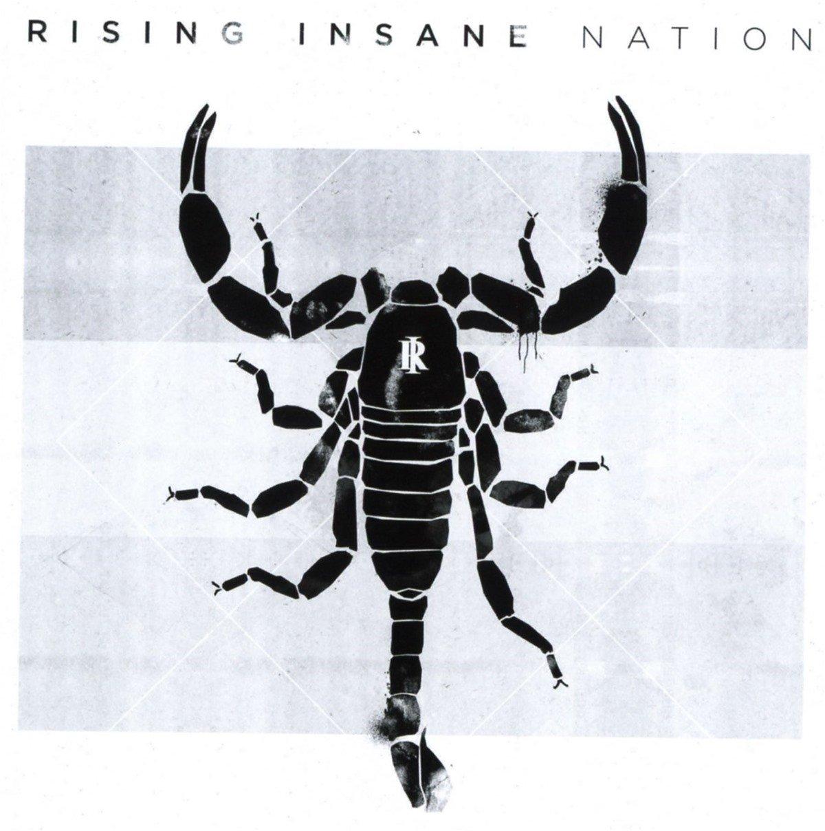 Rising Insane Album Nations