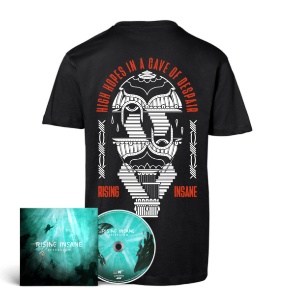 "Afterglow CD-Bundle + Shirt ""High Hopes"""